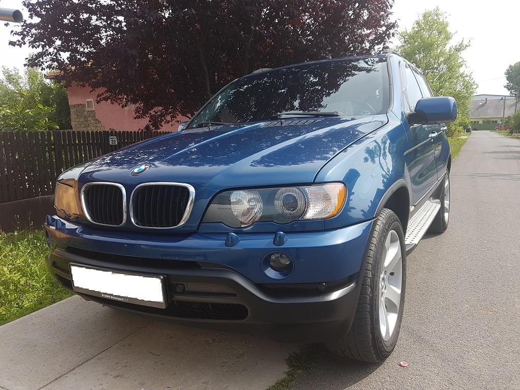 BMW X5 30D 184le automata Chiptuning