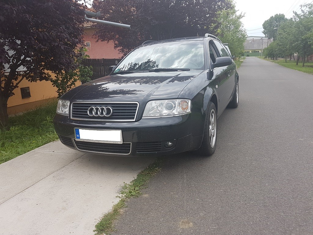 AUDI A6 2,5 TDI 163Le (310NM) Chiptuning