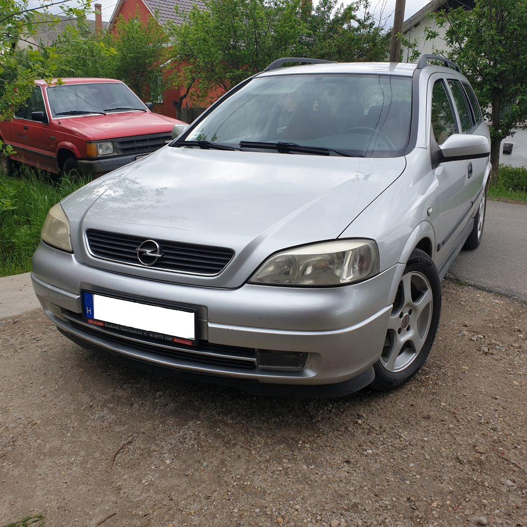 Opel Astra G 1,7DTI 75LE/165NM