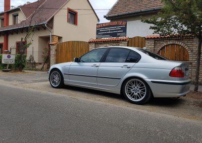 BMW E46 20D