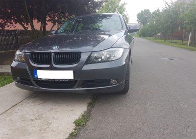 BMW E90 20i Chiptuning