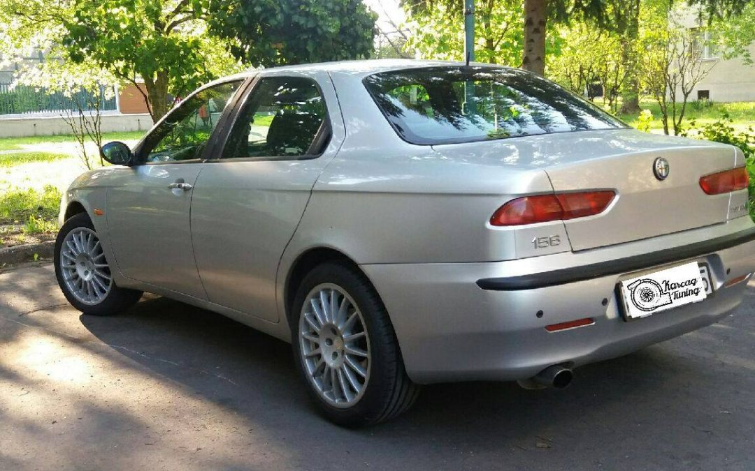 Alfa 156 2.0 TS Chiptuning