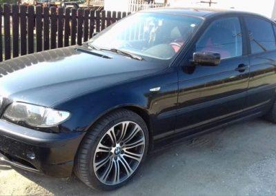 BMW E46 20D 150LE Chiptuning