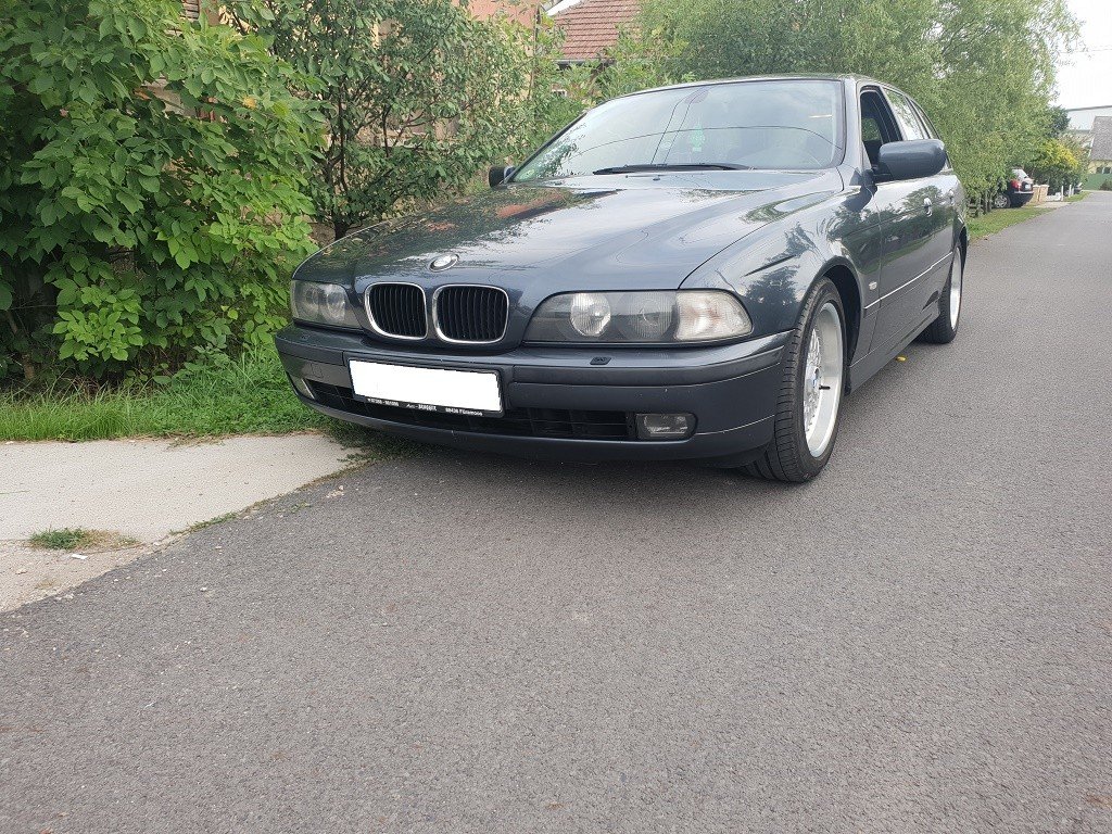 BMW E39 525D Chiptuning