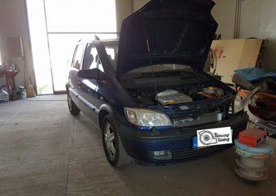 Opel Zafira A 1.8 – Optimalizálás