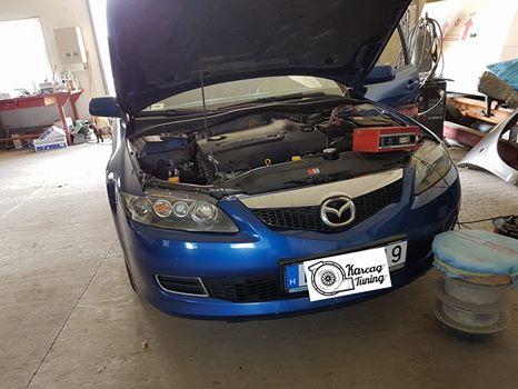 Mazda 6 2.0td DPF+Optimalizálás