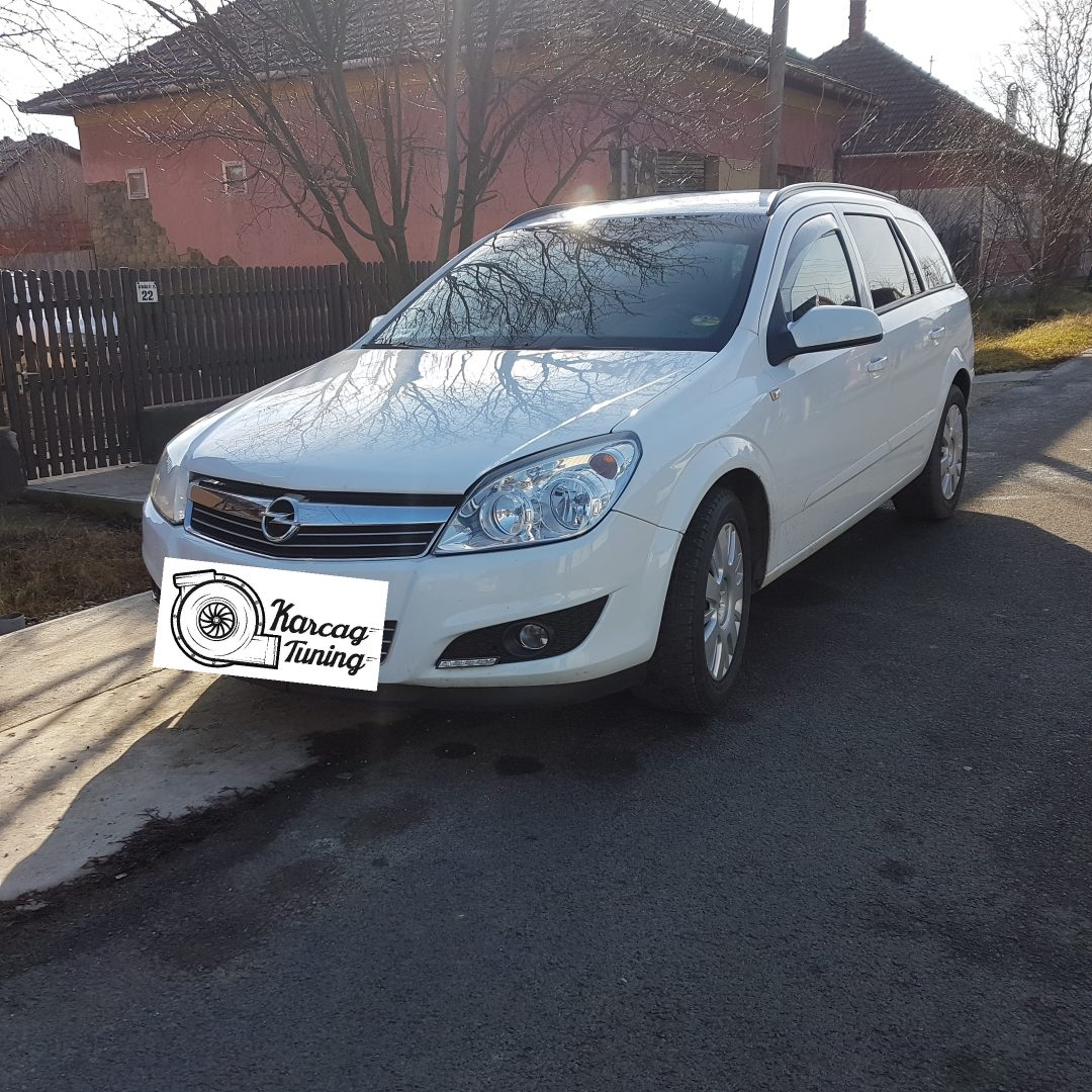 Opel Astra H 1.6 116LE