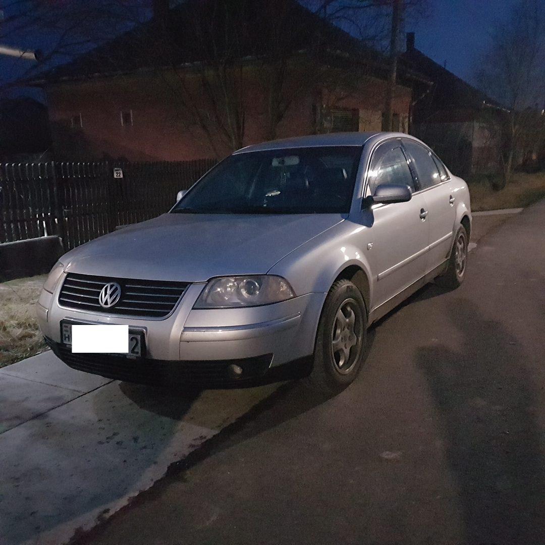 Volkswagen passat 2.0 Benzin