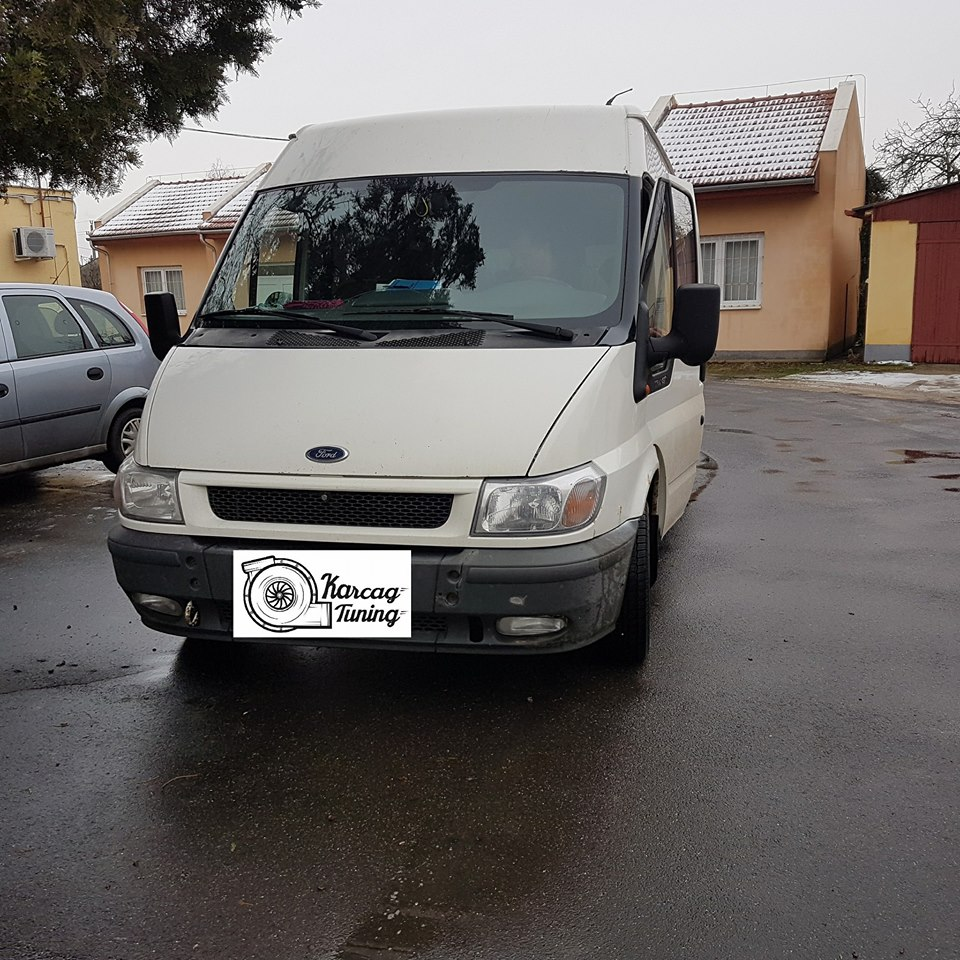 Ford Transit Chiptuning