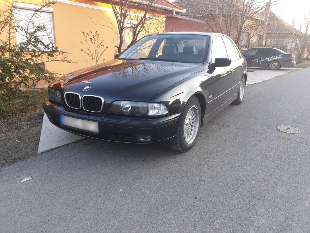 BMW E39 530D Chiptuning