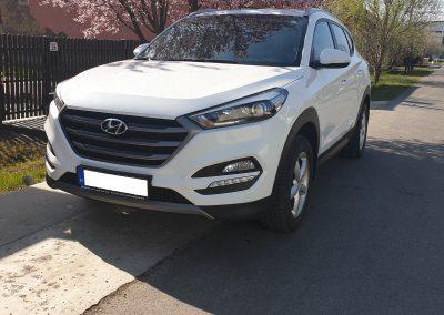 Hyundai Tucson 1,6 GDI Optimalizálás
