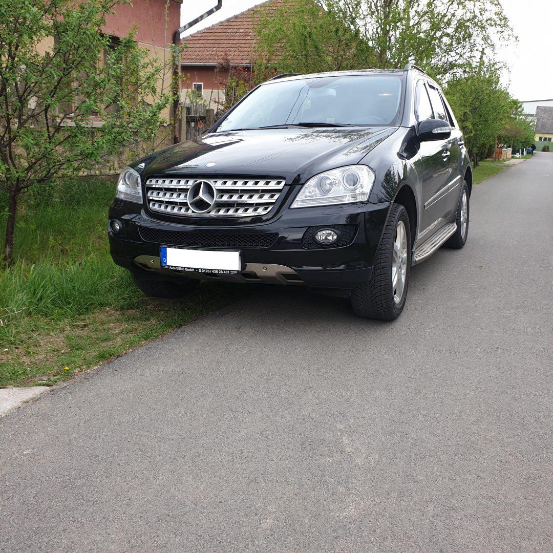 Mercedes ML320CDI (224le/510NM) ÖSSZKERÉK