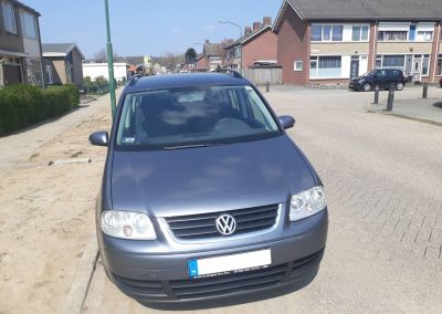 VW Touran 1.9 105le/250NM