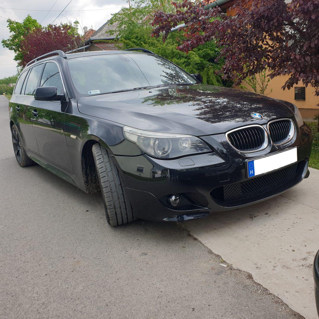 BMW E61 525D (177le 400NM)
