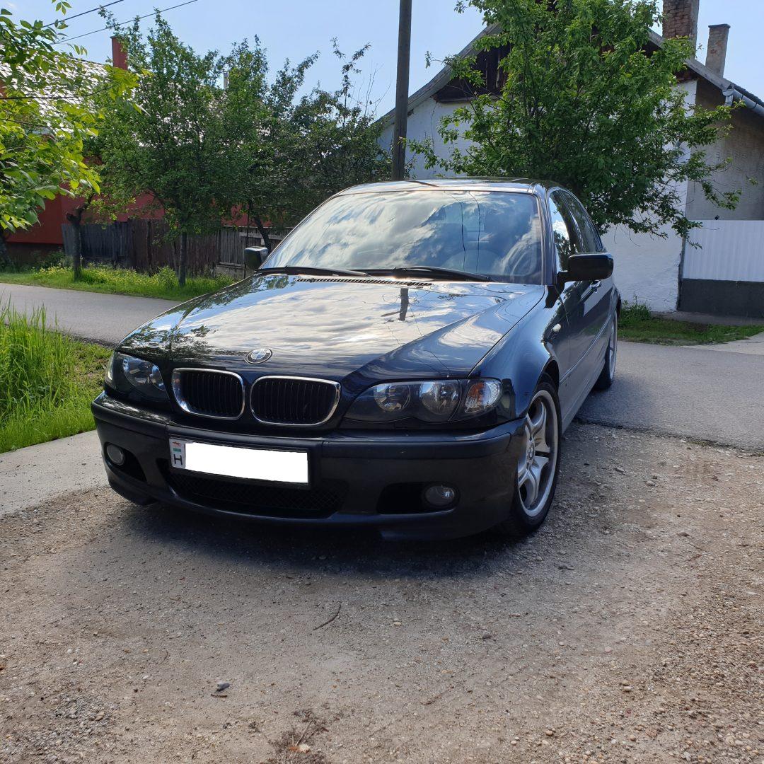 BMW E46 330D 204LE/410NM
