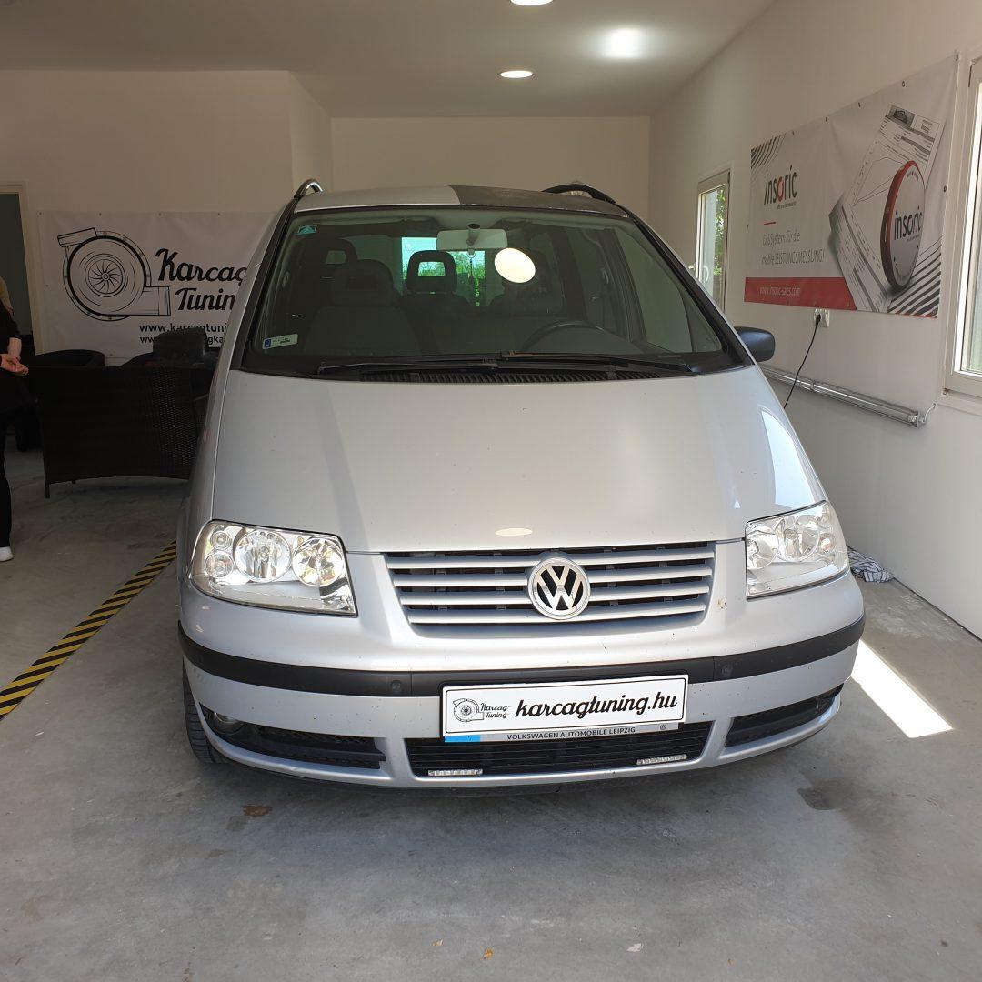 Volkswagen Sharan 1.8T (150le 220NM)