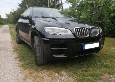 BMW X6 M50D chiptuning